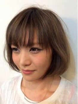 アキツ ヘアメイク ドーラ(Akitsu Hair Make Do ra)の写真/【秋津駅★新秋津駅すぐ】カット(S・B込)¥3500!ハイキャリアstylistが個性あるベストスタイルを作ります♪