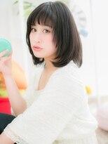 マカロン 郡山駅前店(macaron)【macaron】ソフトレイヤーボブ☆マカロンガール
