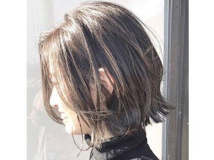 ハーズヘア 千代田本店(Her's hair)の写真