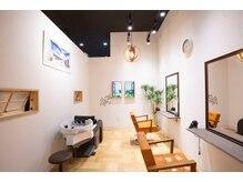 ヘアーコテージ ココ(hair cottage CoCo...)の雰囲気(個室もあります!別料金などは頂いておりません。)
