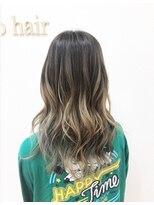 アドゥーヘアー(A do hair)beige × gradation