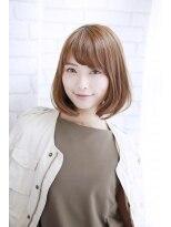 シュシュット(chouchoute)美髪デジタルパーマ/バレイヤージュノーブル/クラシカルロブ/908