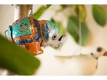 パオ (PAAO)の雰囲気(好きな雑貨、お気に入りの絵を飾っています。)