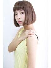 アフェクト 池田(affect)【affect】簡単スタイリング♪メルトカラーボブ