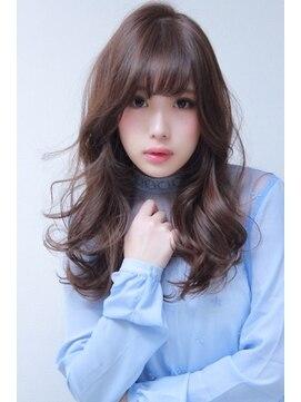 コンプライス 中百舌鳥店(complice)Luciaカラー☆艶ブラウン☆
