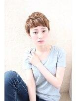 ソース ヘア アトリエ(Source hair atelier)【source】ミニマムショート