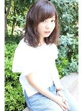 人気爆発★THROW【スロウ】カラー&tokioトリートメントでイマドキの旬顔に…♪