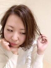 トータル ビューティー サロン ピュア 宝塚店(Total Beauty Salon Pure)ユル甘ふんわりボブ★