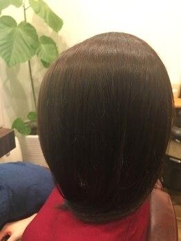 白髪染め専門店 ティールーム(T.ROOM)の写真/いつものカラーをお財布に優しく―。髪にもお財布にも優しいサロン《髪処 T.ROOM》で髪を芯から綺麗に
