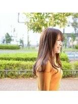 ポタム 東中野(potamu)ぷるりん縮毛矯正 柔らかな質感になります