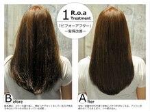 人気No.1【DAMIAオリジナル配合だからコスパ最強!価格を変えずに品質を追求…】髪質改善Roaトリートメント