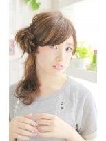 美髪デジタルパーマ/バレイヤージュノーブル/クラシカルロブ/462