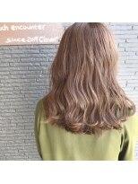 ヘアアンドヒーリング クローバー(Hair&Healing Clover)パープルベージュ