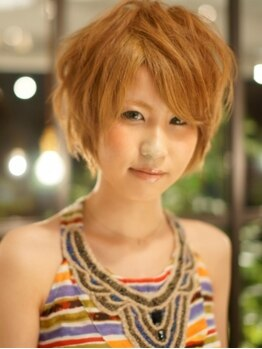 アマート(AMATO)の写真/当店ゲスト支持率が高く、リピーター続出中!!カットで髪質が変わる★イメージ・理想以上の技術をご提供♪