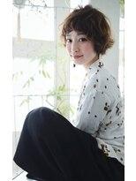 アヴァンス 心斎橋店(AVANCE)パーソナルカラーワンサイドボブ ナカシマリョーマ