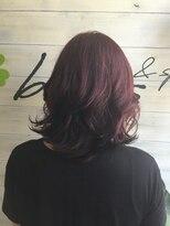 ブレス ヘアアンドスパ 湘南台(bless hair spa)New color フュージョニスト ローズヴァイオレット