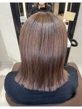 アリレイナ 横須賀中央店(ARIREINA)髪質改善カラーコース