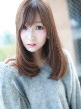 アグ ヘアー ライフ 宮崎台駅前店(Agu hair life)☆大人カワイイ!!モテナチュセミディ☆