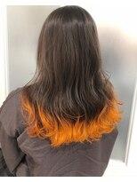 ヴァンカウンシル 金山(VANCOUNCIL kanayama)裾カラーオレンジ
