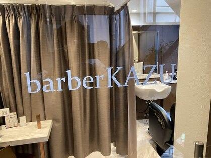バーバーカズ(barberKAZU)の写真