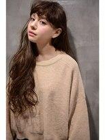 "French girl♪""semi wet"" ×""無造作カール""long#1"