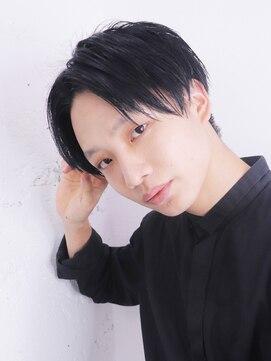 アルバム シンジュク(ALBUM SHINJUKU)トランクスヘアショートレイヤーナチュラル韓流マッシュ_46188