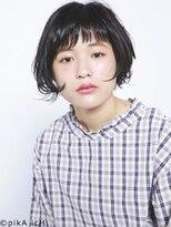 ピカイチ 上通店(pikA icHi)*pikAicHi*黒艶髪×ショートボブ