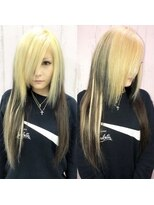 Dark*Light→2Tone