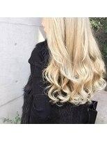 ヘアーメイクチック(HAIR MAKE CHiC)パールホワイト