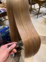オーブ ヘアー アイビス 上野店(AUBE HAIR ibis)【髪質改善】ULTOWAトリートメント