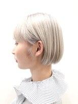 コード(KORD)【GUEST_STYLE 】018       white blond イルミナカラー