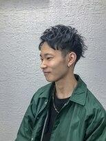 【リシャルム】【宮翔太】【長岡】爽やかアップバング