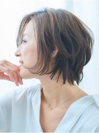 髪のエイジングを気にせずにお洒落を楽しみたい!そんな方におすすめ♪