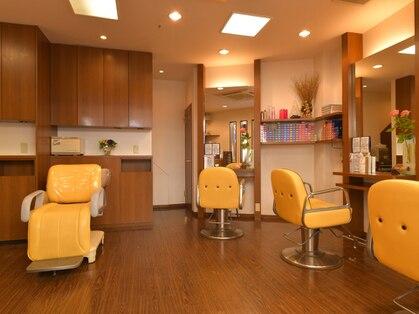 美容室 シャンプーセブンツー(Shampoo7:2)の写真