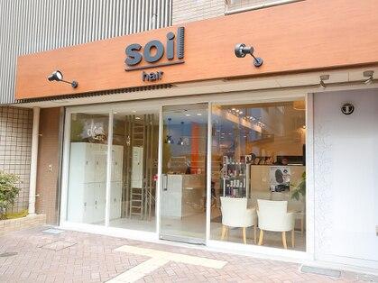 ソイル ヘアー(soil hair)の写真