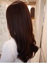 ヘアー カラー キー(HAIR color KEY)艶ツヤカラー