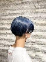 ビス リアン 川口店(Vis lien)ダブルカラー/ソフトツーブロック/フェザーマッシュ/つや/韓流
