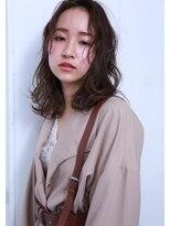 バッテリー ヘアアンドメイク 塚口店(Battery hair&make)カジュアルロブ