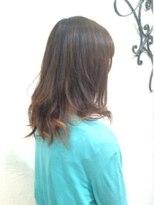 ボヌールヘア(BONHEUR HAIR)ボヌールヘアー綾瀬【鉄留 信一】インナーグラデーションカラー