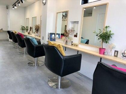 オーストヘアーモニカ 梅田茶屋町2号店(Aust hair Monica)の写真