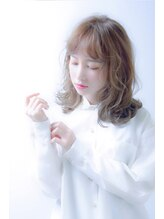 ギンザ アリス(GINZA ALICE)GINZA ALICE☆人気ナチュラルウェーブヘア☆