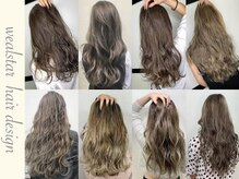 ウィールスターヘアデザイン(Weal star hair design)