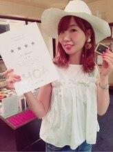 JHCA日本ヘアカラー協会認定資格カラーリス☆フォースター