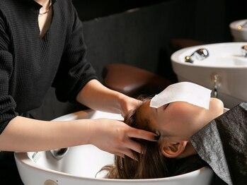 サラ 徳山店(SARA)の写真/頭皮の汚れ・ダメージ・乾燥・たるみ改善・疲労回復はSARAにお任せ☆高い技術と最高級の特別空間が◎