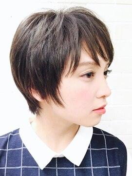 ヘアー 黒田 スタイル 知永子