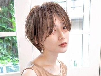 ナツヤ(NATSUYA)の写真/【自慢のカット&似合わせテクニックで圧倒的なリピート率!】顔周りのほんの数センチで、印象は変わる!