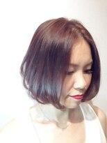 ヘア デザイン クリニック アンテナ(hair design clinic ANTENNA)ソフトCOOLボブ