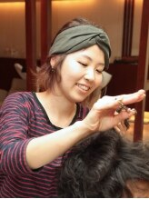 トトカ ヘアー(totoka hair)松浦 可南子