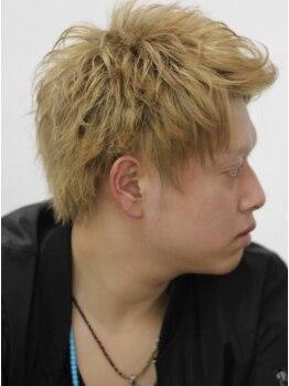 リコ ヘア デザイン 氏家店(RICO hair design)の写真/【さくら市】氏家駅から徒歩3分!働く男性に大人気☆メンズstaffが担当してくれるから、相談しやすい☆