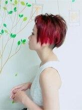 トモズヘアデザイン(Tomo's Hair Design)【tomos】フェザーショート typeモード 担当naoya@